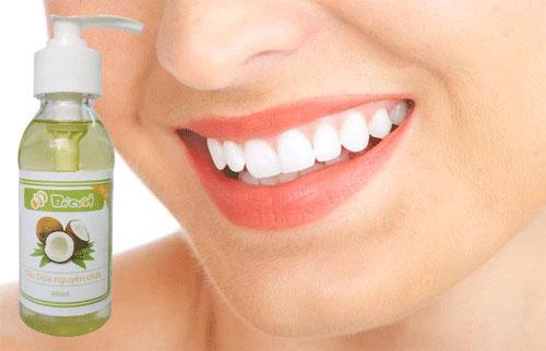 răng trắng bóng sau 5 phút