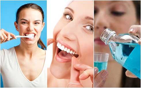 cách chăm sóc răng miệng sau khi bọc sứ