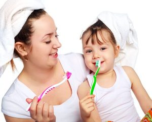 răng sữa bị sâu có nên nhổ