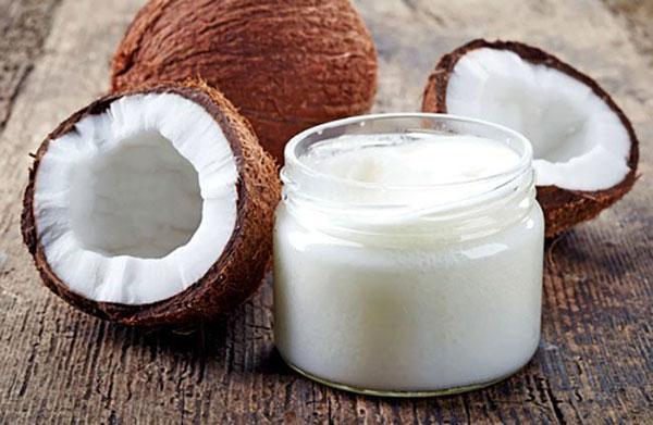 Công thức làm trắng da bằng dầu dừa