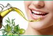 Đơn giản làm trắng răng bằng dầu ô liu tại nhà siêu hiệu quả